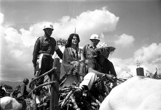 Cali Fiesta del Azúcar_1960_Diego García DIGAR