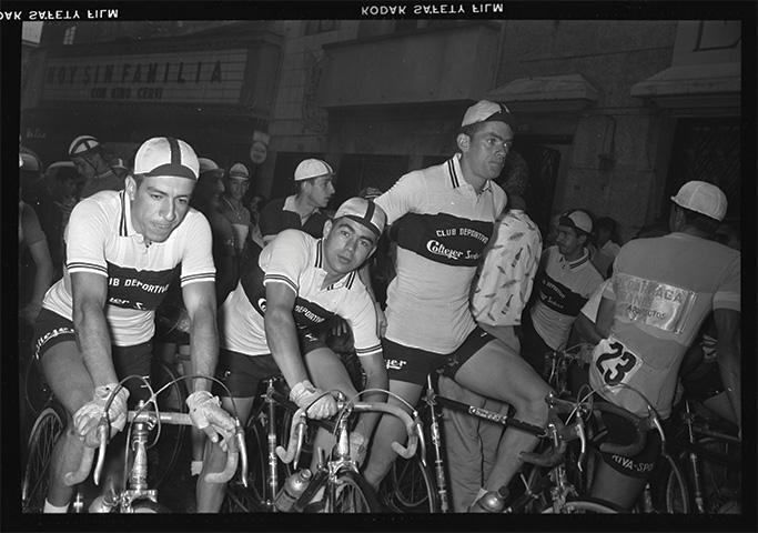 Ciclismo clásico El Colombiano_1959_Diego García DIGAR