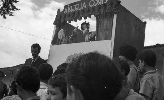 Coltejer Circo Alegría_1964_Diego García DIGAR