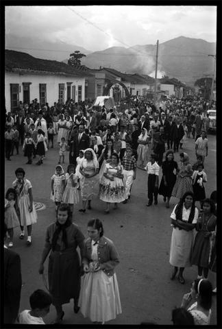 Coltejer Fiesta de San José_1960_Diego García DIGAR