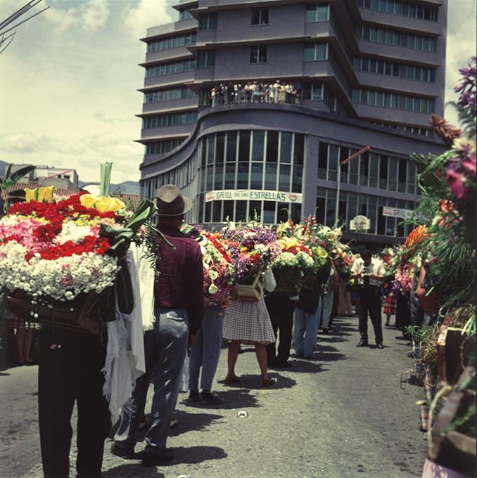 Desfile de Silleteros_1977_Diego García DIGAR