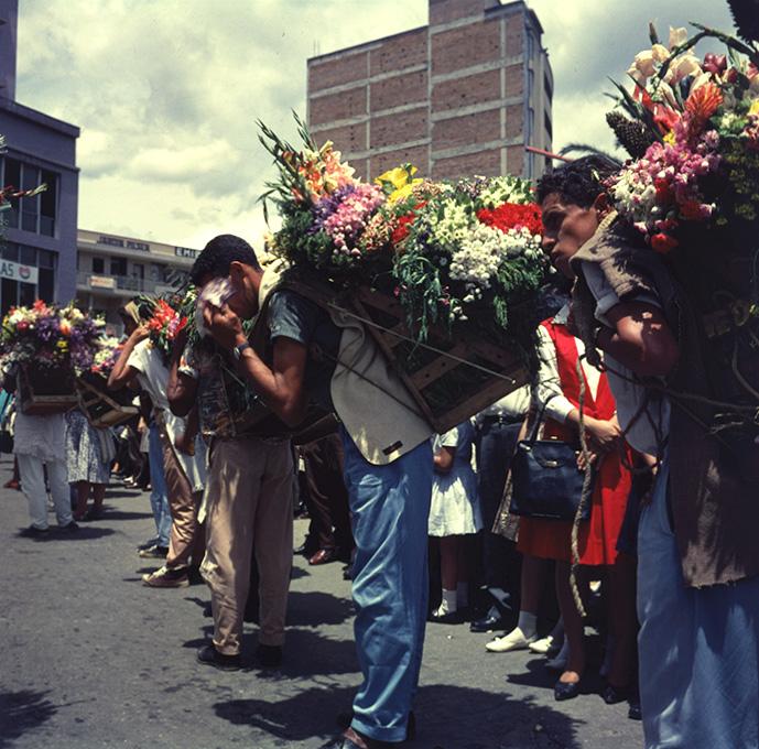 Desfile de Silleteros_1977_Diego García DIGAR_06