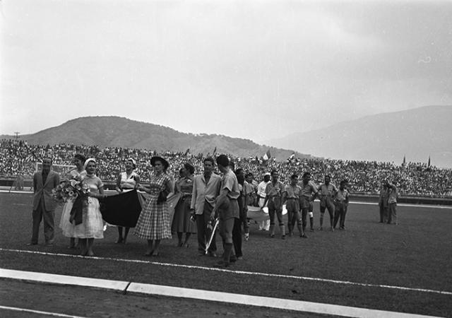 Fiesta Banco Popular_1961_Diego García DIGAR