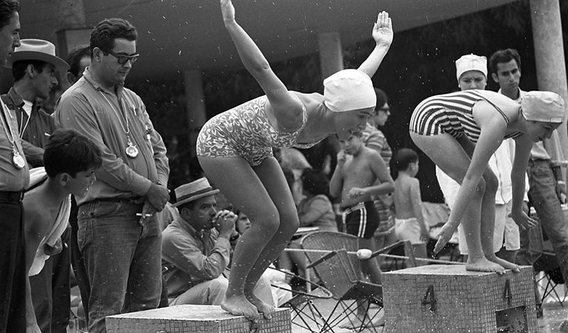 Natación Club Campestre_1968_Horacio Gil Ochoa